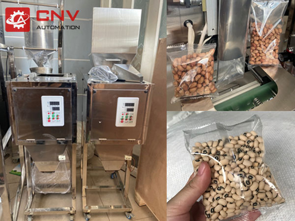 máy đóng gói tự động các loại hạt đậu